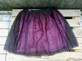 keine Ahnung Tulle Skirt violet-dark violet