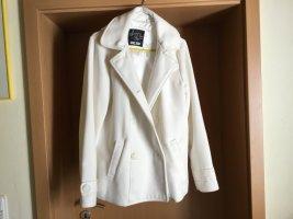 C&A Hooded Coat white