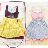 Original Steindl Robe Babydoll multicolore coton