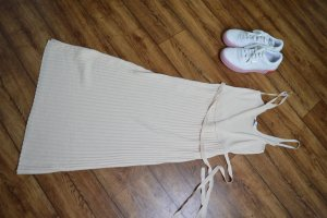 Süßes Mango Sommerkleid beige Gr. 36