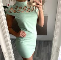 Butik Cut Out Dress multicolored