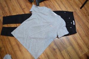 Nakd T-Shirt light grey-light pink