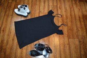 Pimkie Pinafore dress black