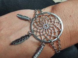 Süßes Traumfänger Armband Silber Modeschmuck  neu ovp