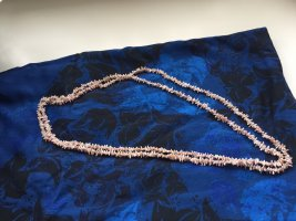 Pearl Necklace pink