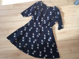 Sugarhill boutique Sukienka typu babydoll ciemnoniebieski
