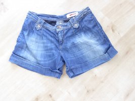 Gas Jeans taille basse multicolore coton