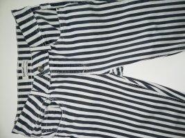 Summum woman, stretch blau-weiß gestreift, Gr. 34=28