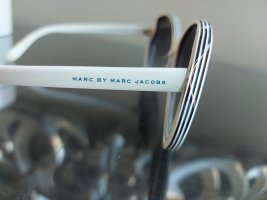 Marc Jacobs Lunettes carées blanc
