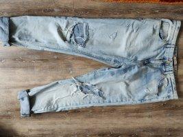 Super coole Destroyed Jeans von Zara in hübscher Premiumwaschung Gr.38