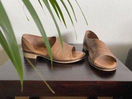 Super coole Sandalen aus Leder