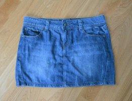 Only Jupe en jeans bleuet