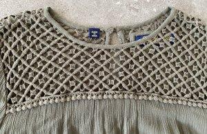 Super Dry Bluse