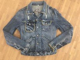 Blue Cult Veste en jean bleu coton