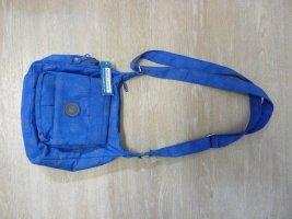 super leichte Tasche Schultertasche in Blau Herren