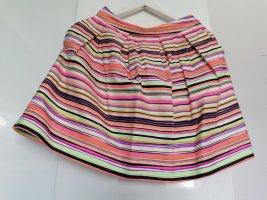 H&M Falda circular multicolor