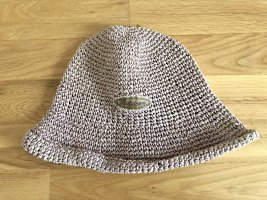 Billabong Bonnet en crochet vieux rose