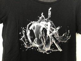 Calvin Klein Netshirt zwart