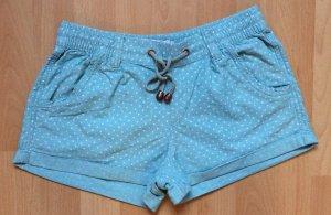 Super süße gepunktete Shorts in der Größe 34 (WIE NEU)