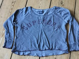 Superdry cropped Shirt Gr. M