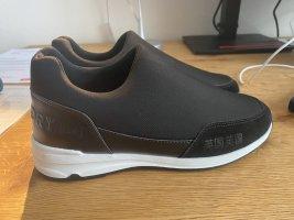 Superdry Damen Edit Scandi Runner Slip On Sneaker Gr.36