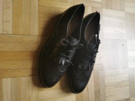 Superdry Chaussure Oxford noir
