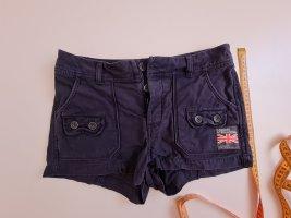 Superdry Shorts blu scuro