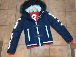 Superdry Quilted Jacket multicolored