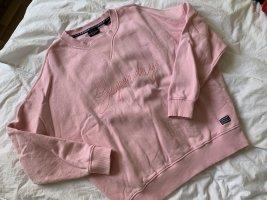 Superdry Sweatshirt in rosa