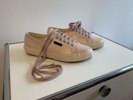 Superga Ballerina-Sneaker Rosé Satin