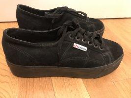 Superga Plateau Sneaker in 41