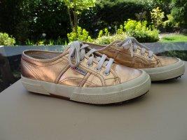 Superga Sneaker rosegold,37,Schuhe,Damenschuhe