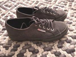 Superga  Sneaker grau 37
