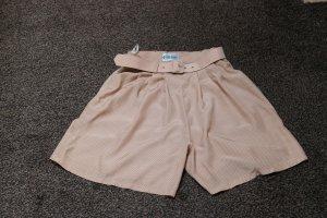 Chillytime Shorts beige-natural white viscose