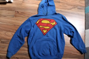 Superman-Pullover