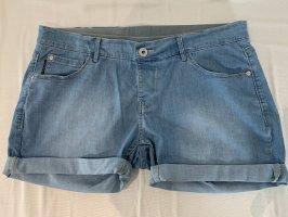 Noppies Denim Shorts cornflower blue