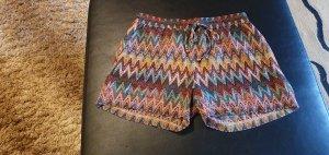 superschöne Shorts im tollen Mustermix von DRY LAKE, Gr. XS