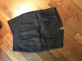 Boss Orange Miniskirt black silk