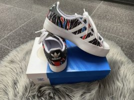 Adidas Originals Platform Trainers multicolored