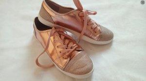 Lipsy Zapatos de patinador multicolor Cuero