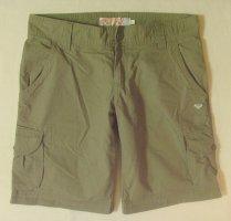 Supertolle Shorts von ROXY, olivfarben/khaki, Größe Medium, DE 36/38