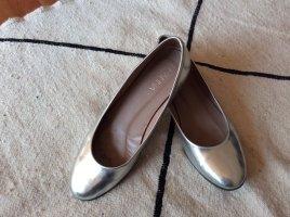 Suzanna Ballerinas//Silver//Größe 38