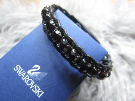 Swarovski Armband black schwarz neu