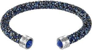 Swarovski Bangle staalblauw-blauw