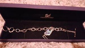 Swarovski Charm Bracelet silver-colored