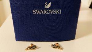 Swarovski Orecchino a vite multicolore