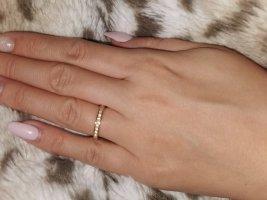 Swarovski Gouden ring goud