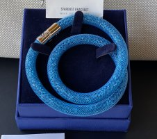 Swarovski Stardust blue double bracelet *Neu*