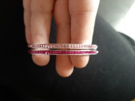 diverse Bangle light pink-magenta
