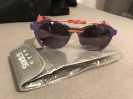 Swatch Gafas Retro naranja neón-violeta oscuro